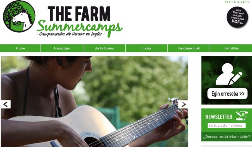 The Farm Summercamps